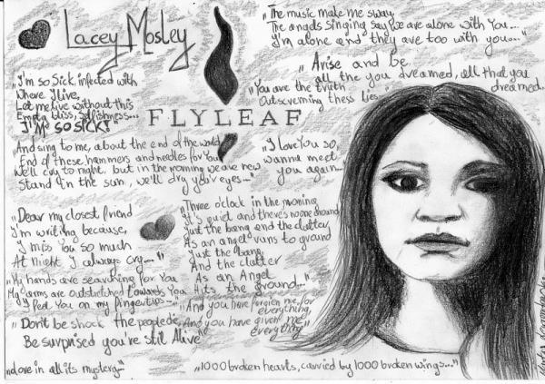 Lacey Mosley by HerzenInStrum